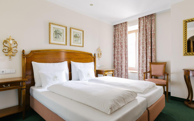 Doppelzimmer Classic im Hotel Bräu