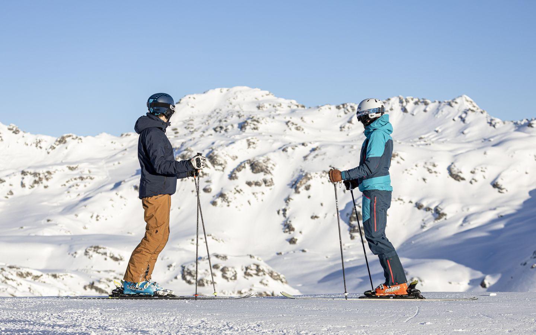 Skifahren | © Zillertal Arena / Johannes Sautner