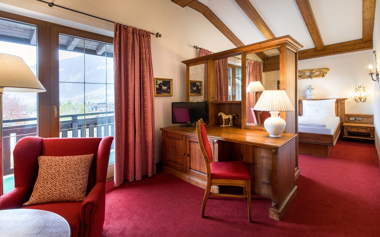 Bräu Panorama Suite für 2 - 4 Personen
