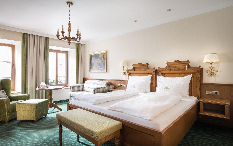Doppelzimmer Comfort im Hotel Bräu