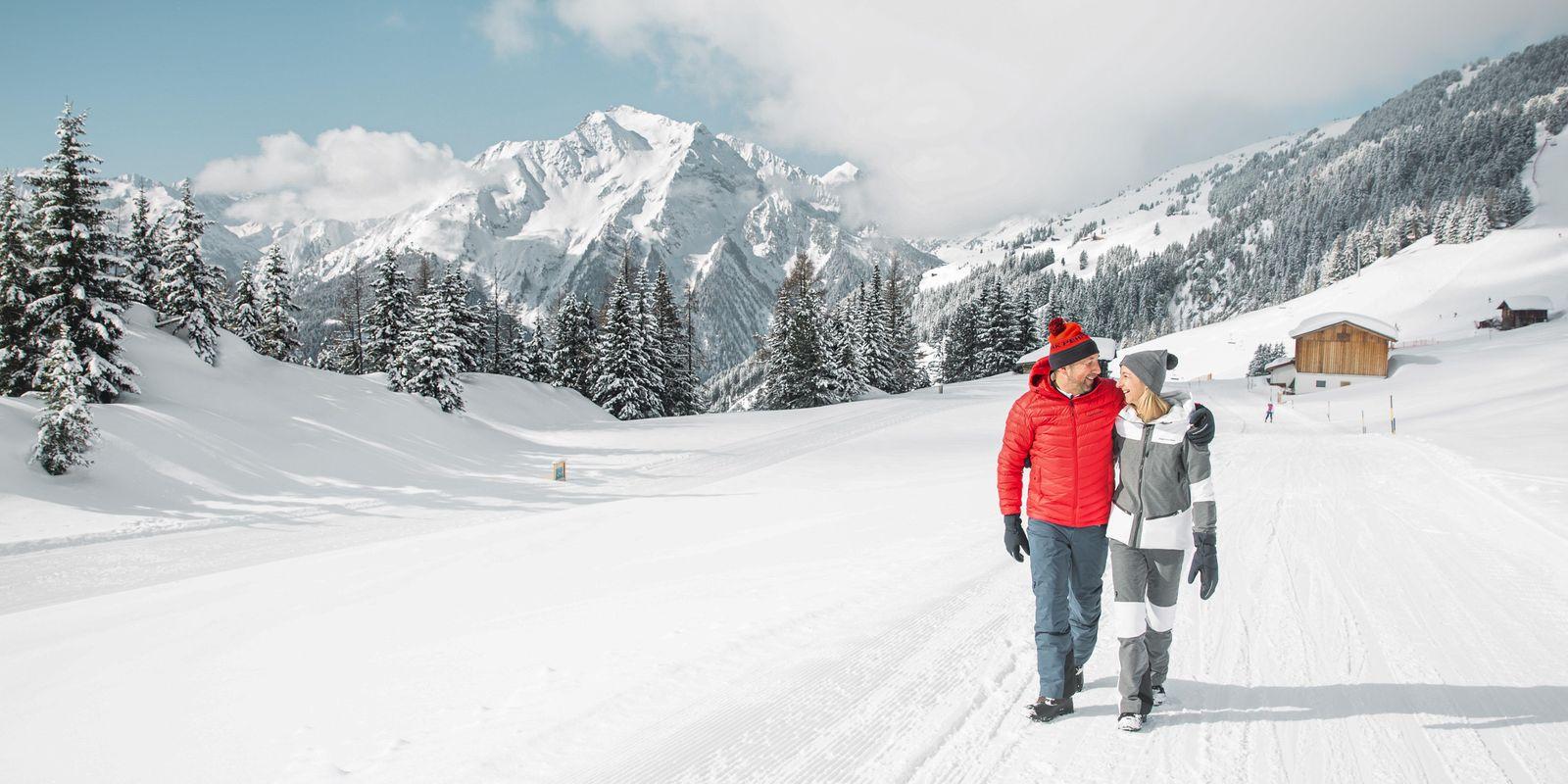 Winterwandern | ©zillertaltourismus
