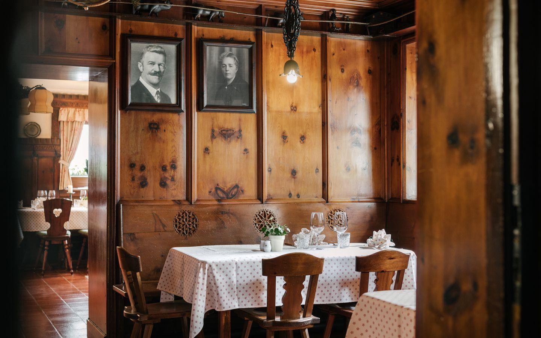 Gemütliche Stuben - Restaurant Bräu